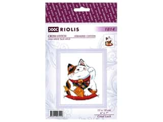 Riolis Cross Stitch Kit Good Luck