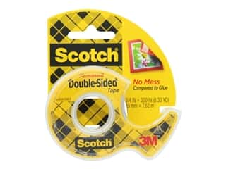 craft & hobbies: Scotch Double-Sided Permanent Tape - 3/4 x 300 in.