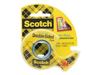 craft & hobbies: Scotch Double-Sided Removable Tape - 3/4 x 200 in.