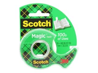 craft & hobbies: Scotch Magic Tape - 1/2 x 800 in.
