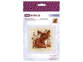 Riolis Cross Stitch Kit Little Deer