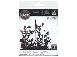 Sizzix Dies Tim Holtz Thinlits Flower Field