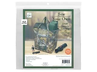 June Tailor Kit Sew Your Own XTRA Large Capacity Tote