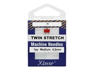 Klasse Machine Needle Twin Stretch 4.0 mm/75 1 pc