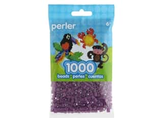 beading & jewelry making supplies: Perler Fused Bead Mulberry 1000 pc