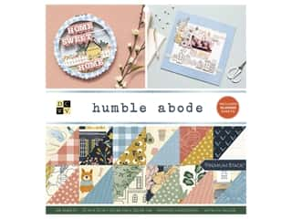 DieCuts With A View Stacks Paper 12 in. x 12 in. Humble Abode