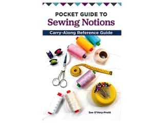 Landauer Pocket Guide To Sewing Notions Book