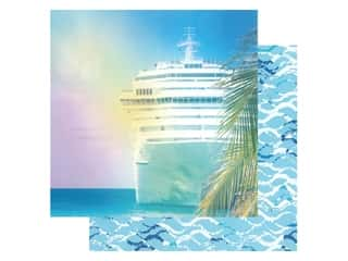 Paper House Paper 12 in. x 12 in. Cruise (15 pieces)