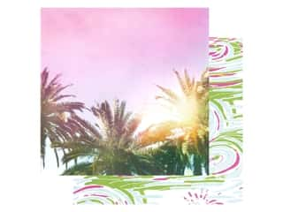 Paper House Paper 12 in. x 12 in. Palm Trees (15 pieces)