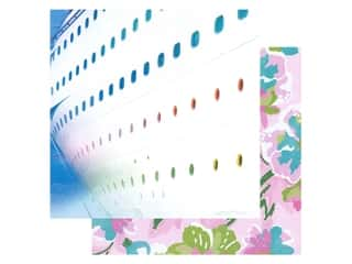 Paper House Paper 12 in. x 12 in. Starboard (15 pieces)