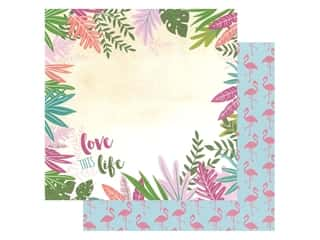 Paper House Paper 12 in. x 12 in. Love This Life (15 pieces)