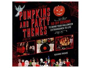Skyhorse Publishing Pumpkins And Party Themes Book