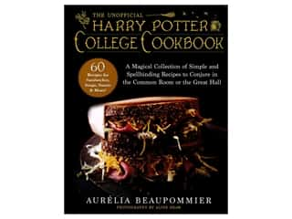 Skyhorse Publishing The Unofficial Harry Potter College Cook Book