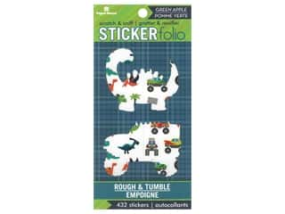 Paper House Sticker Scratch & Sniff Rough & Tumble