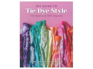 DIY Guide To Tie Dye Style Book