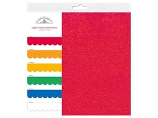 scrapbooking & paper crafts: Doodlebug 12 x 12 in. Paper Pack - Sugar Coated - Primary