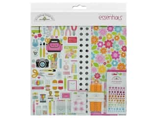 Doodlebug Collection Cute & Crafty Essentials Kit
