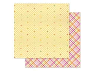 Doodlebug Collection Cute & Crafty Paper 12 in. x 12 in. Love This (25 pieces)