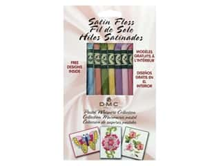 DMC Embroidery Floss Pack Satin Pastel Whispers Collection