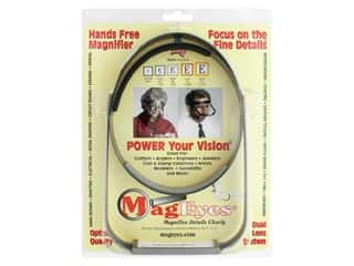 yarn & needlework: MagEyes Hands Free Magnifiers 360 With #5 & #7 Lenses