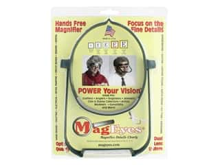yarn & needlework: MagEyes Hands Free Magnifier with #2 & #4 Lenses