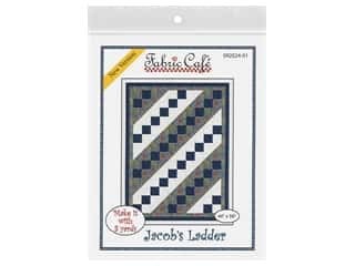 Fabric Cafe Jacob's Ladder 3 Yard Quilt Pattern