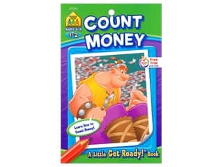 School Zone Little Get Ready To Count Money Book