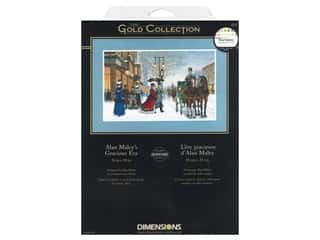 Dimensions Cross Stitch Kit 16 in. X 10 in. Alan Maley's Gracious