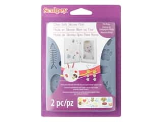 Sculpey Mold Polyform Oven-Safe Silicone Pet/Baby