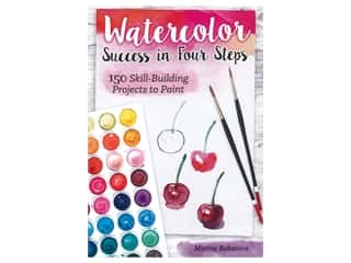 Watercolor Success In Four Steps Book