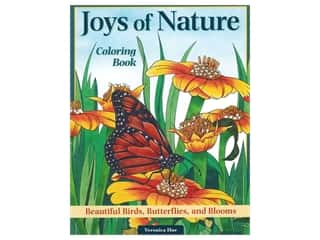 Joys of Nature Coloring Book