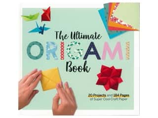 The Ultimate Origami Book with 184 Papers