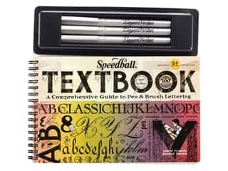 projects & kits: Speedball Textbook Project Kit With Elegant Writer Pens 6pc