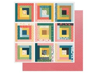 American Crafts Collection Paige Evans Bungalow Lane 12 in. x 12 in. #1 (25 pieces)