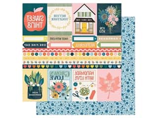 American Crafts Collection Paige Evans Bungalow Lane 12 in. x 12 in. #23 (25 pieces)