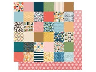 American Crafts Collection Paige Evans Bungalow Lane 12 in. x 12 in. #20 (25 pieces)