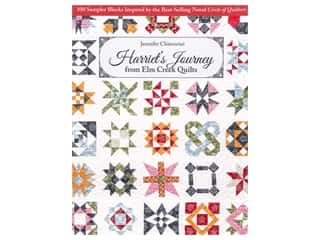 books & patterns: C&T Publishing Harriet's Journey From Elm Creek Quilts Book
