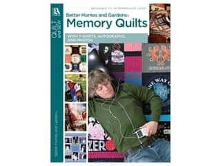 Better Homes And Gardens Memory Quilts Book