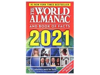 World Almanac and Book of Facts 2021
