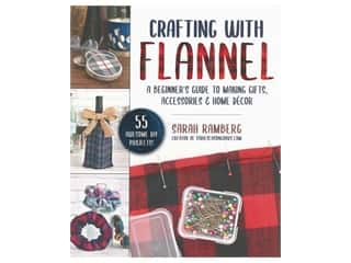 Crafting With Flannel Book