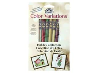 DMC Color Variations Floss Pack 8 pc. Holiday Collection