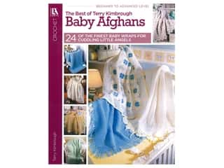 Best of Terry Kimbrough Baby Afghans Crochet Book