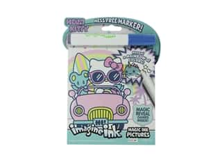 Hello Kitty Imagine Ink Magic Ink Pictures Book