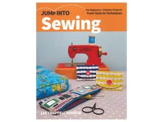 C&T Publishing Jump Into Sewing For Beginners Book