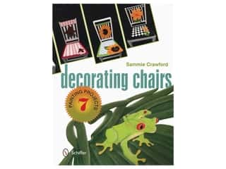 Schiffer Decorating Chairs Book