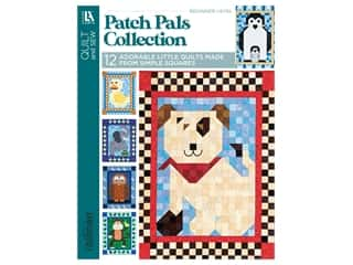 Leisure Arts Best of Quiltmaker Patch Pals Collection Book