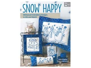 That Patchwork Place Snow Happy Book