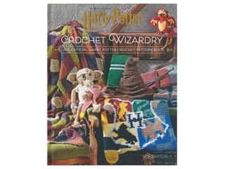 Insight Editions Books Harry Potter Crochet Wizardry Book