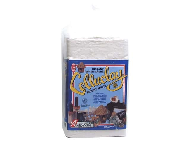 Activa Celluclay 1 lb. White