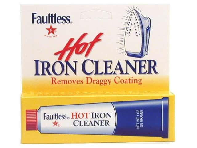 Faultless Hot Iron Cleaner 1oz